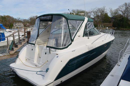 2002 Maxum 3300 SCR