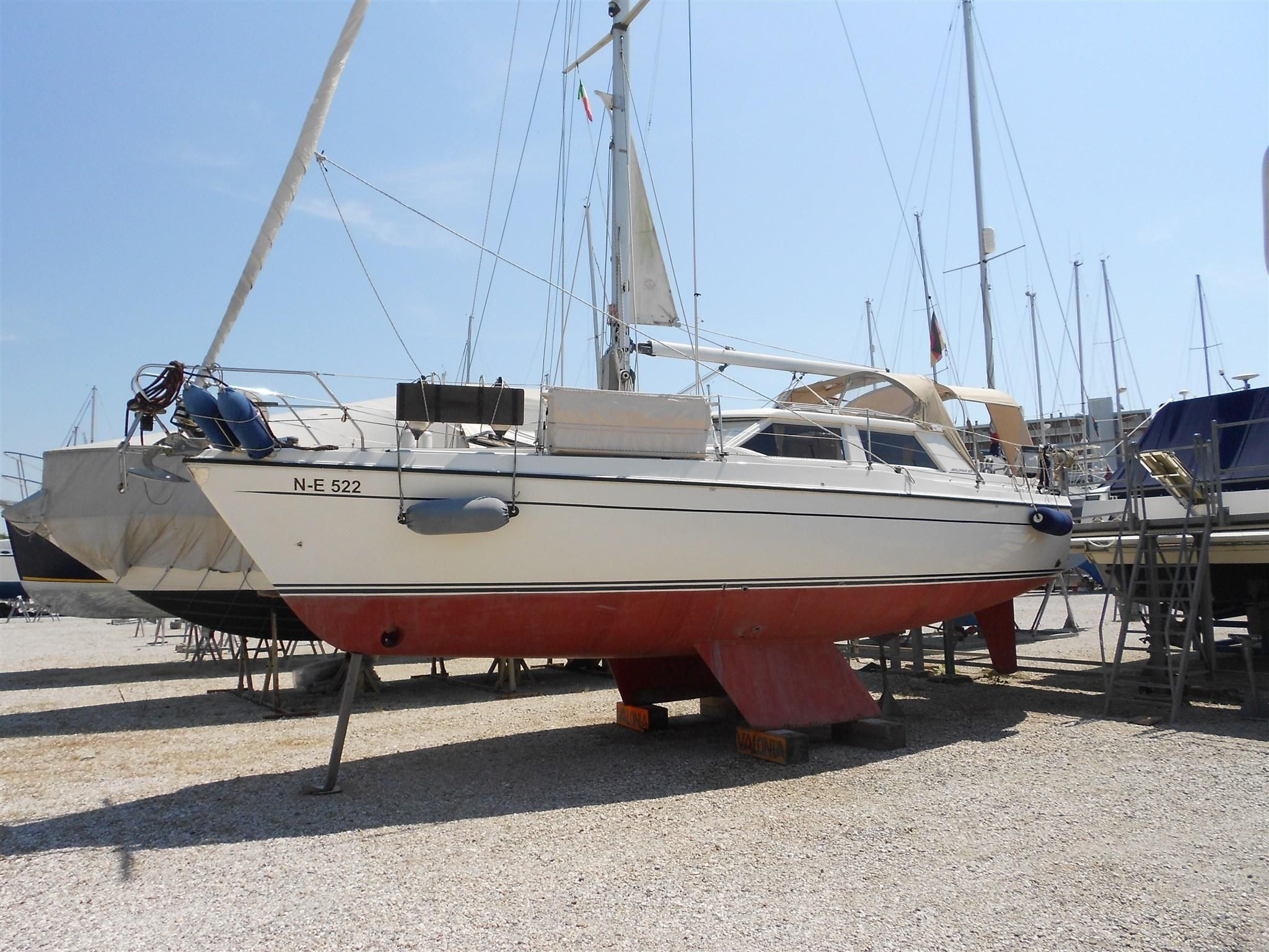 1994 Moody Eclipse 33 Ds Kimm Twin Sail Boat For Sale