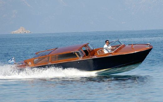 2000 Serenella Venetian Limousin - (Water Taxi)