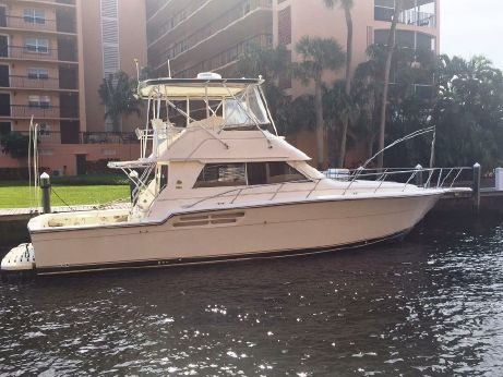 1998 Tiara Flybridge Convertible