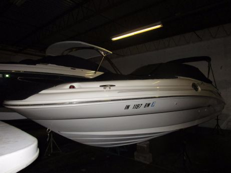 2002 Sea Ray 270 Sundeck