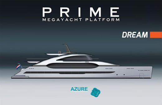 2017 Prime Megayacht Platform DREAM