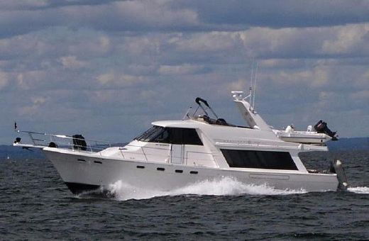 1995 Bayliner 4788 Pilothouse