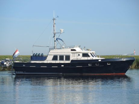 2001 Altena Blue Water Trawler 50