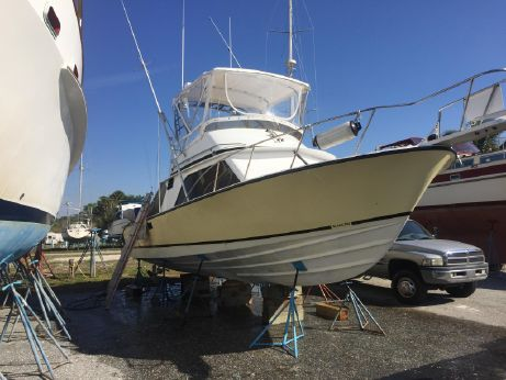 1985 Blackfin Flybridge