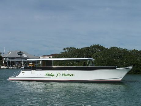 2016 Cooper Marine Caribbean 63 single deck Catamaran