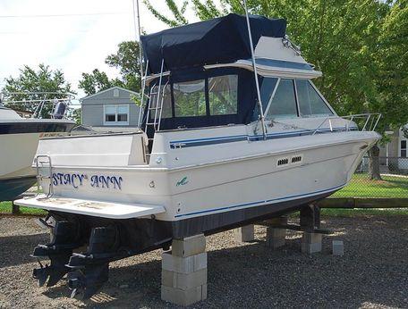 1988 Sea Ray 270 Amberjack Sportfisherman