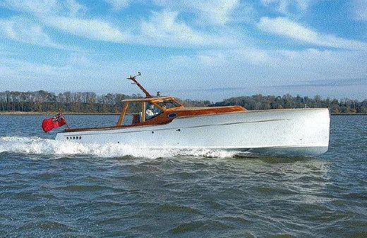 2015 Spirit Yachts P40