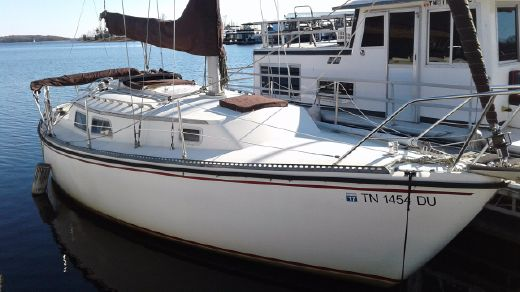 1980 Newport 30 Sloop
