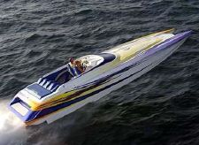 2011 Mares 38 High Performance