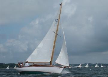 1969 Herreshoff Prudence Cruising Sloop