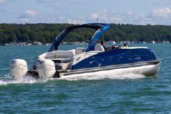 2020 Harris Crowne SL 270 Twin Engine