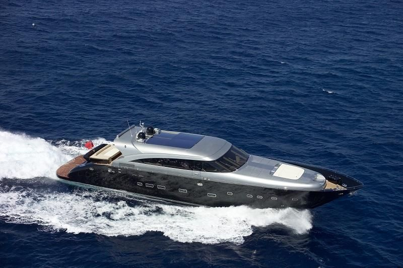 2006 Ab Yachts 92 Power Boat For Sale Www Yachtworld Com