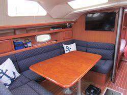 photo of  Hunter 45 Deck Salon