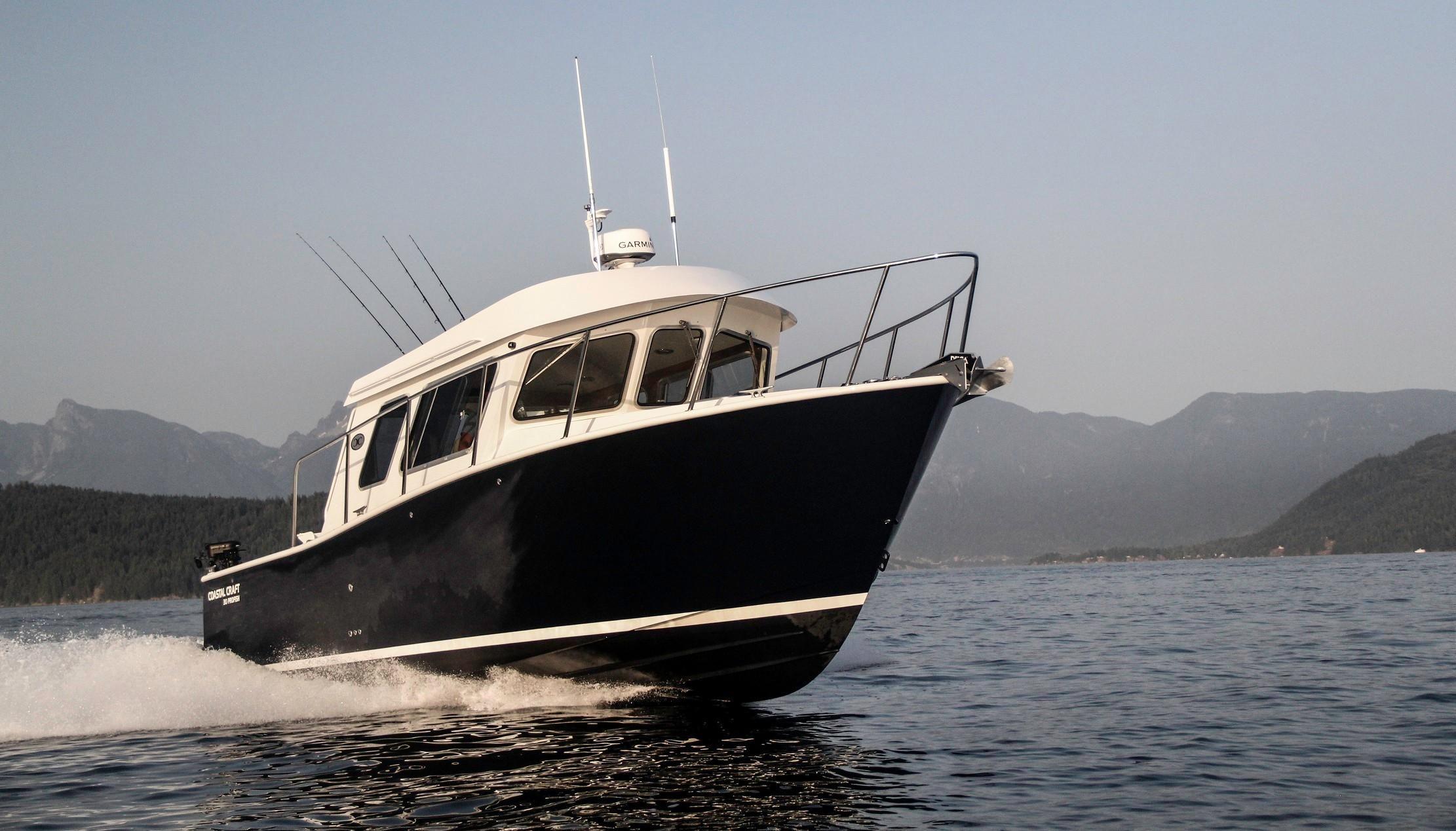 2020 Coastal Craft 30 Profish Express Cruiser for sale ...