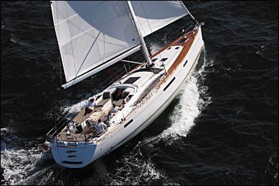 2015 Jeanneau Yachts 57 Yacht Line