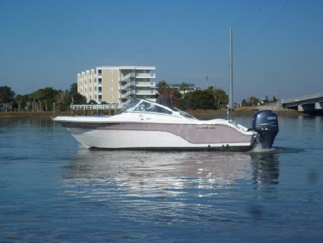 2011 Sea Fox 216 DC
