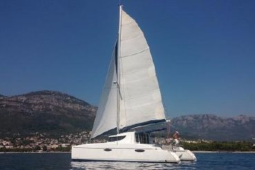 2008 Fountaine Pajot MAHE 36