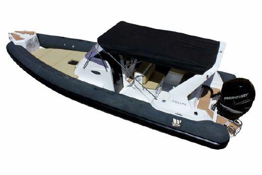 2017 Tiger Marine 850 Top Line Cabin RIB