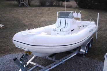 2006 Nautica WIDE BODY