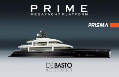 2021 Prime Megayacht Platform PRISMA