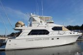 photo of 58' Ocean Alexander 548 Pilothouse