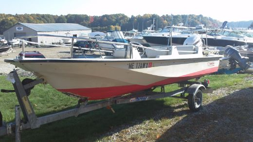 1987 Boston Whaler 15 Super Sport