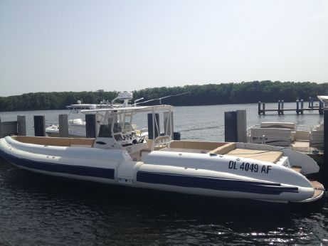 2011 Nautica Express RIB X41