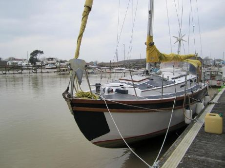 1979 Golden Hind 31