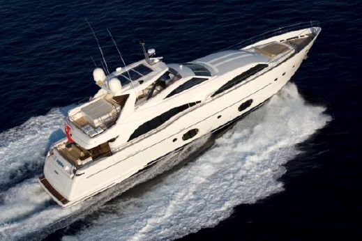 2006 Ferretti Yachts Custom Line 97'