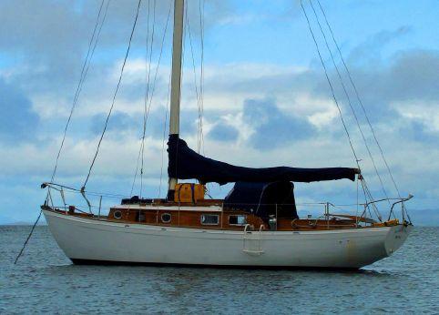 1960 Mcgruer Bermudan sloop