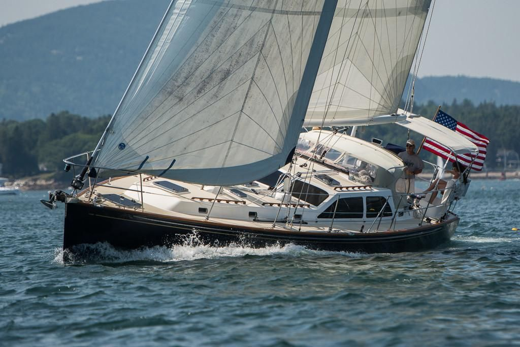 2003 morris ocean series 48 sail boat for sale www for Ocean yachts 48 motor yacht for sale