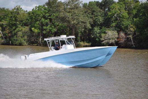 2016 Metal Shark 33 Gravois Catamaran