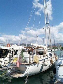 2004 Franchini Yachts 53' L Cutter