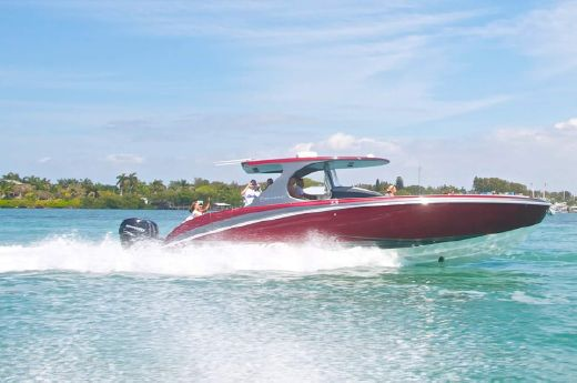 2016 Mystic Powerboats M4200