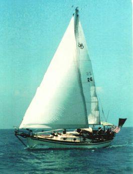 1980 Shannon 28