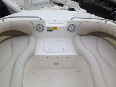2008 Nautic Star 21 DC honda  4strk