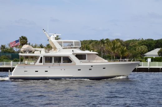 2005 Offshore Raised Pilothouse