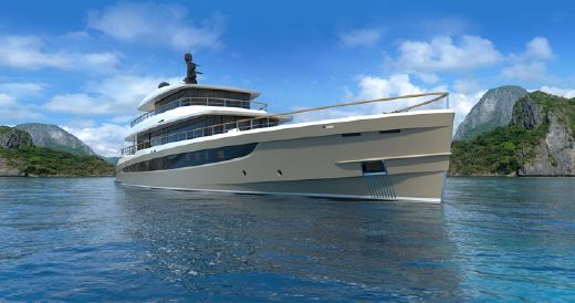2017 Prime Megayacht Platform NEXT