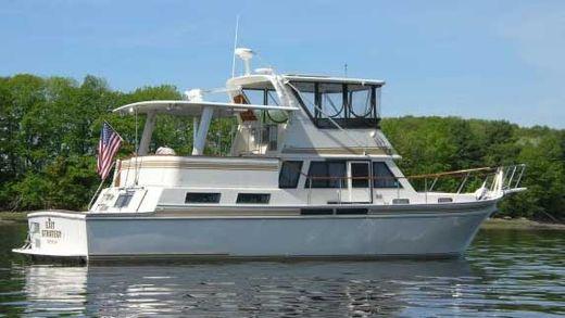 1985 Californian 43 Cockpit Motor Yacht