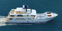 2017 Inace Yachts Explorer