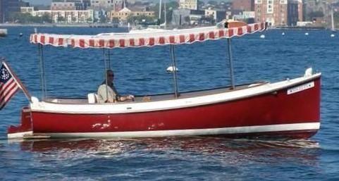 1974 Herreshoff Pilot Harbor Launch,  attractive