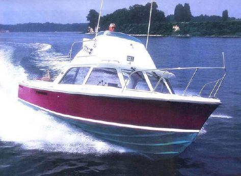 1971 Bertram Sport Fisherman