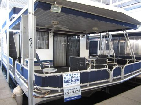 1997 Lakeview Houseboat
