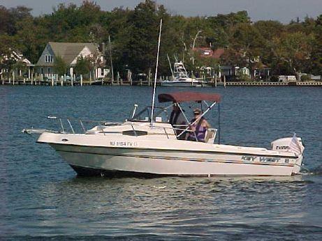1993 Key West 2000 Walkaround