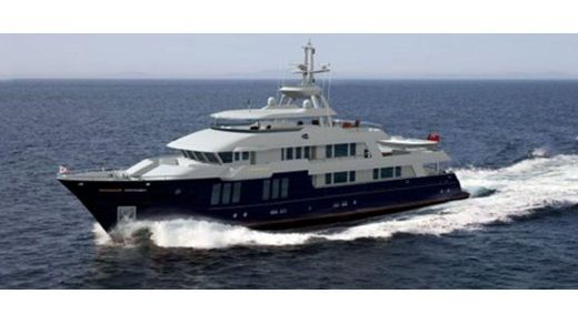 2016 Trawler Project Under Consturction