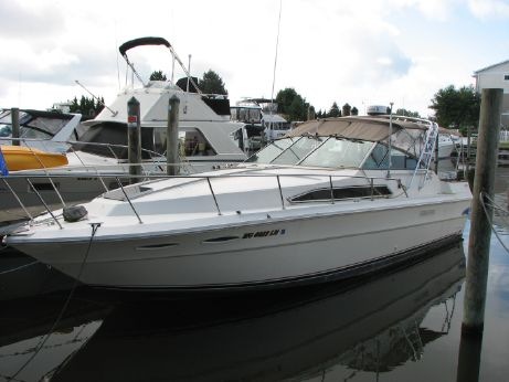 1984 Sea Ray Express Cruiser