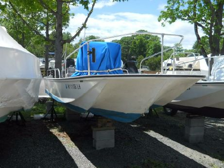 1976 Boston Whaler Montauk 17 CC