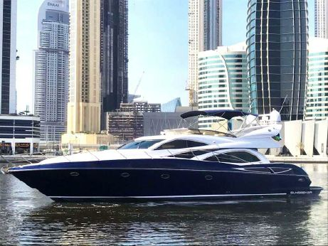 2001 Sunseeker Manhattan 64