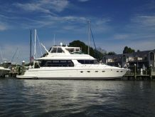 2002 Carver Voyager Pilothouse